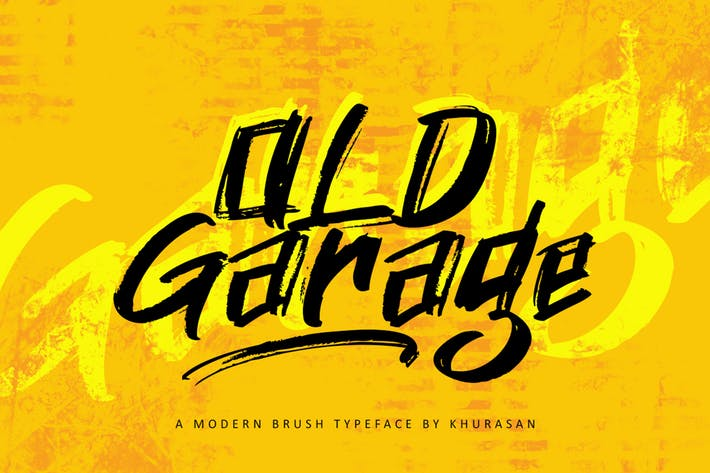 Thumbnail for Old Garage
