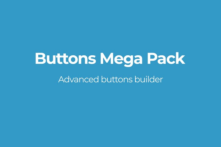 Thumbnail for Buttons Mega Pack