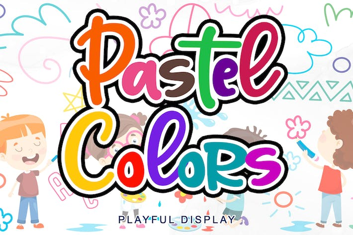 Thumbnail for Pastel Colors