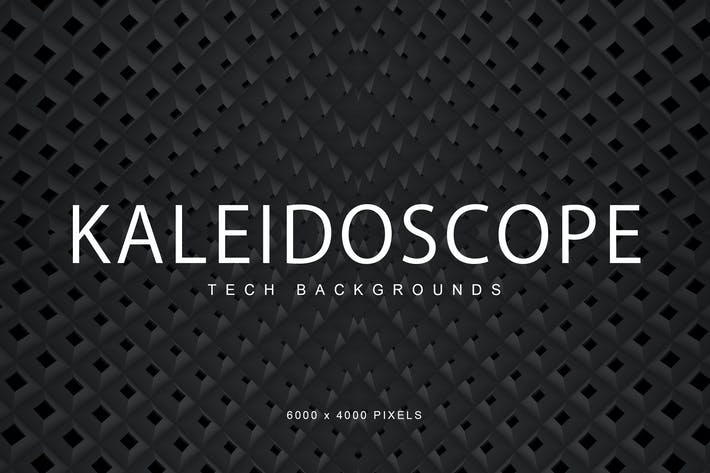 Thumbnail for Tech Kaleidoscope Backgrounds 1