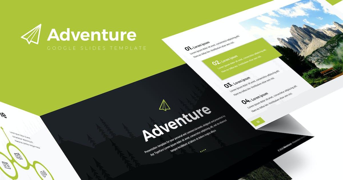 Download Adventure - Google Slides Template by aqrstudio