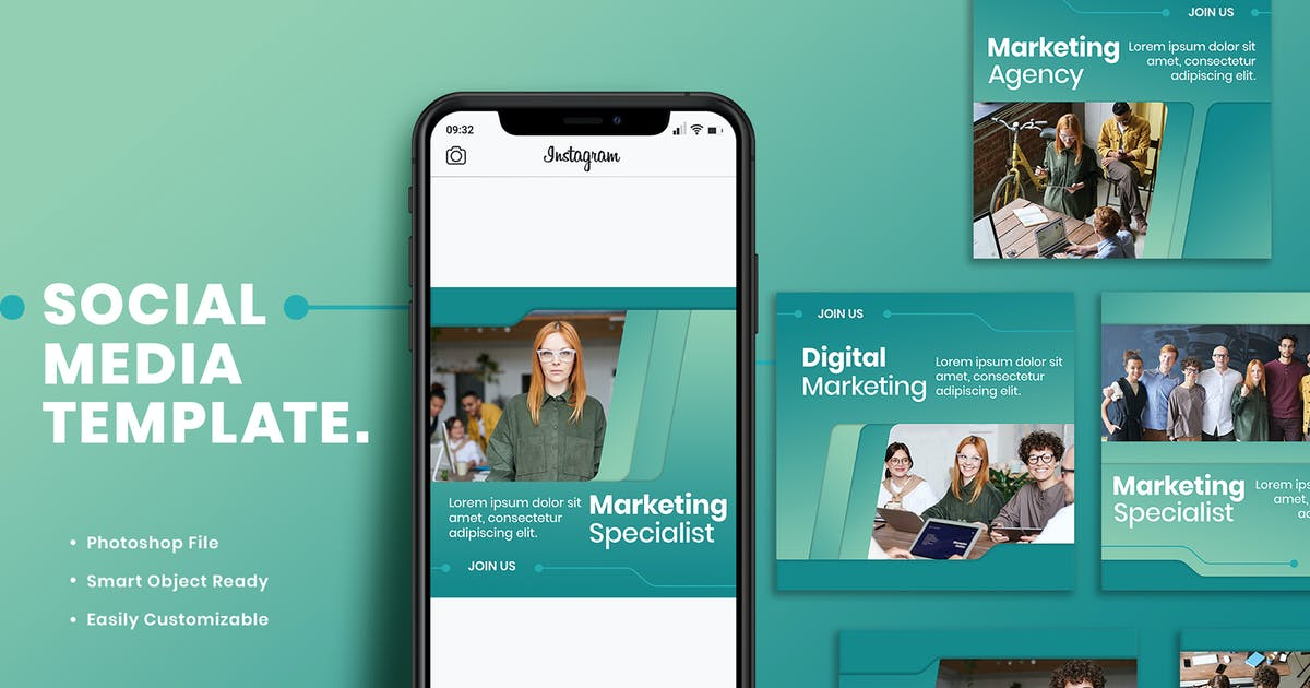 Download Social Media Template by Sizimon-id