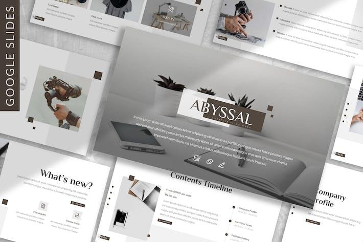 Thumbnail for Abyssal - Plantilla para Google Business