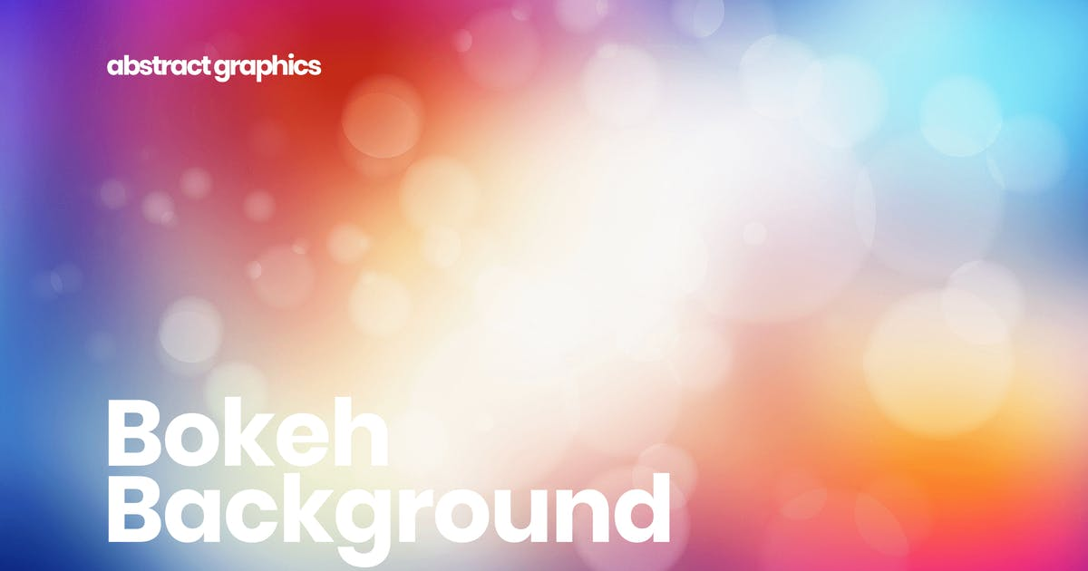Download Colorful Blurred Bokeh Backgrounds by themefire