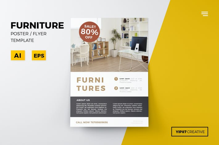 Thumbnail for Furnitures Flyer