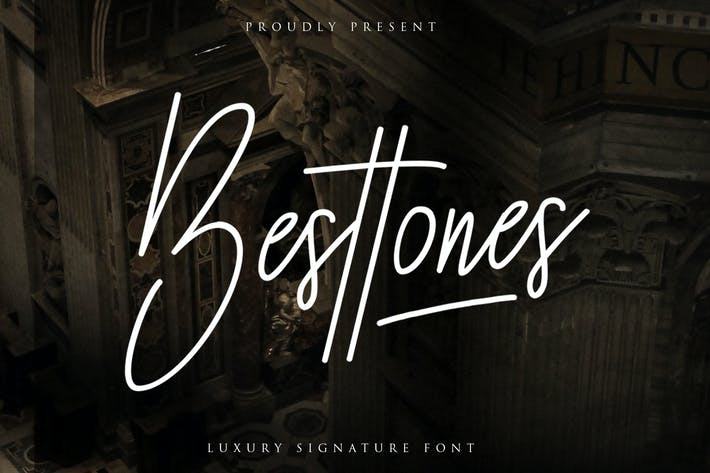 Thumbnail for Fuente Signature de Besttones