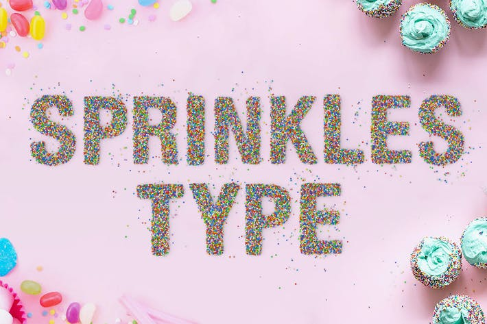Thumbnail for Sprinkles Type