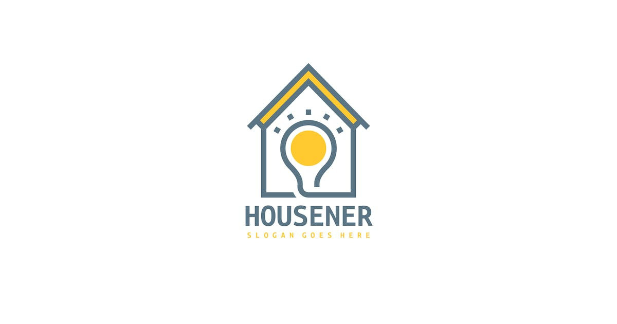Download House Energy Logo by 3ab2ou