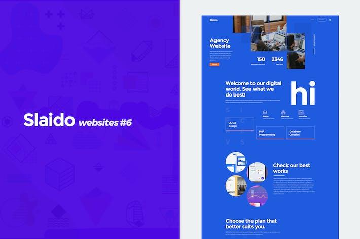 Thumbnail for Slaido Websites - #6