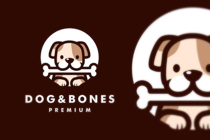 Thumbnail for Dog and Bone Logo