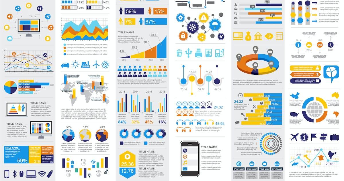Download Infographic Elements Set by alexdndz