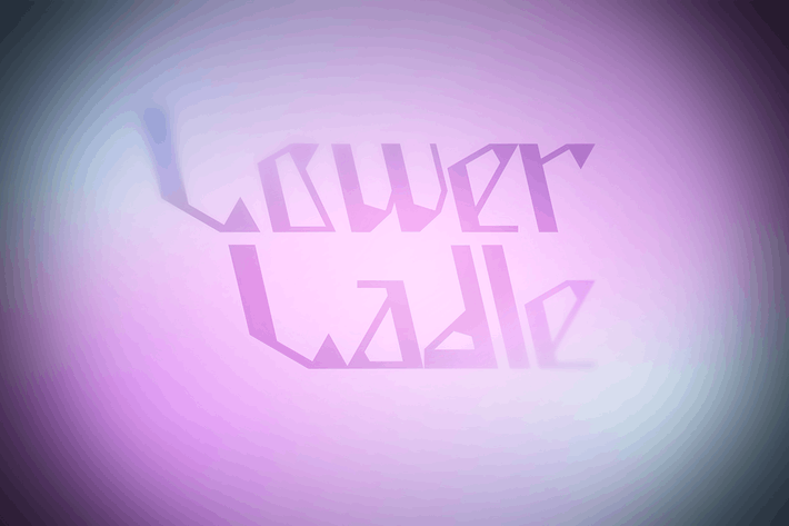 Thumbnail for Lower Ladle Font