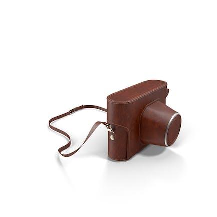 Funda de cámara Vintage