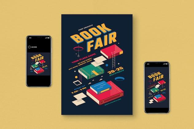 Book Fair Flyer Pack