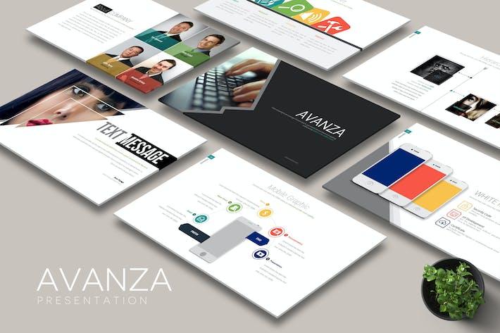 Thumbnail for APANZA Google slides