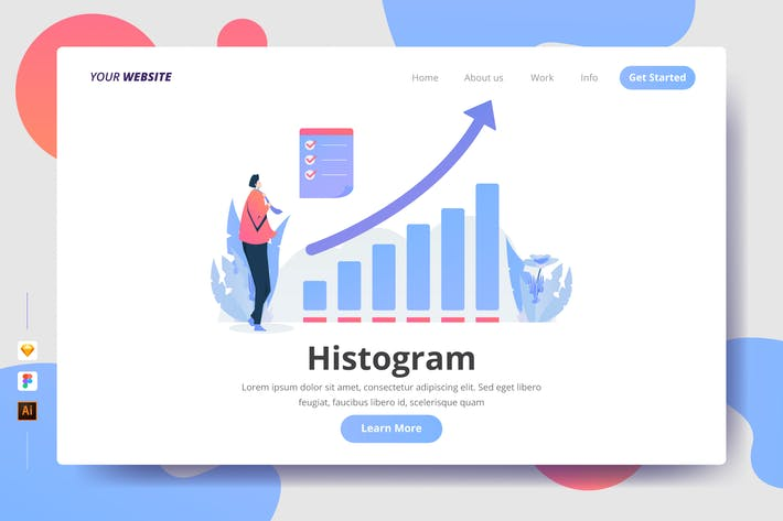 Thumbnail for Histogram - Landing Page