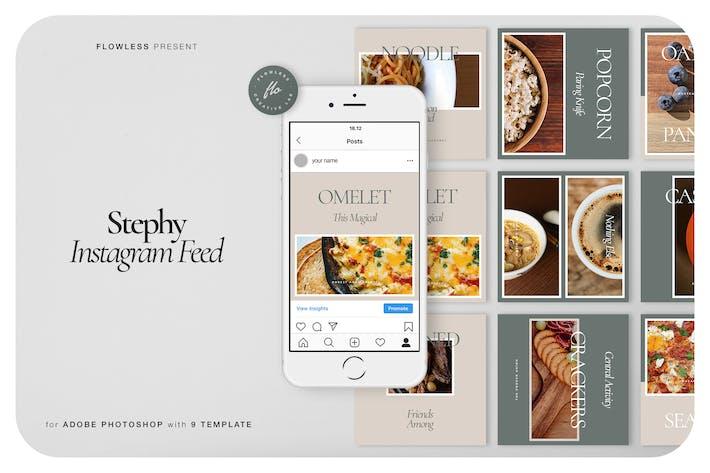 Stephy Instagram Feed
