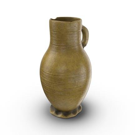 Ceramic Wine Jug