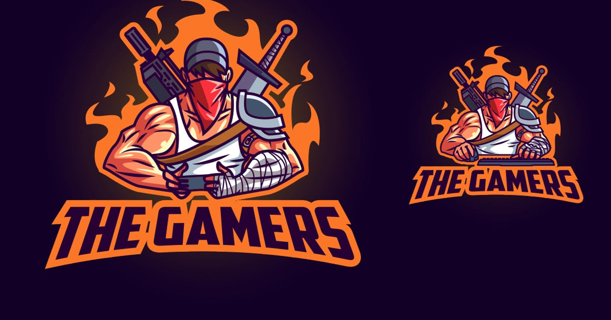 Esports Professional Gamers Logo by Suhandi