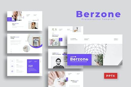 Berzone - Presentation Presentation Template