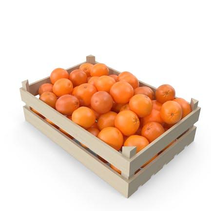 Orange Kiste