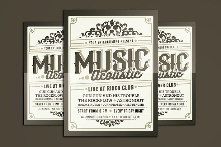 Thumbnail for Music Acoustic Event