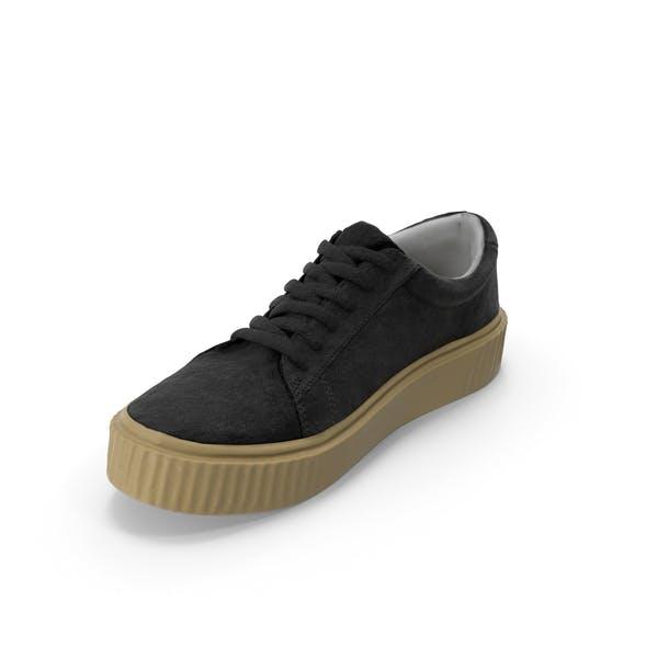 Обувь Черная