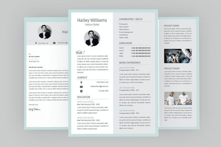 Plush Resume Designer