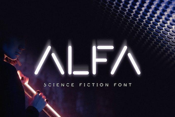 Thumbnail for Alfa - Minimal Science Police
