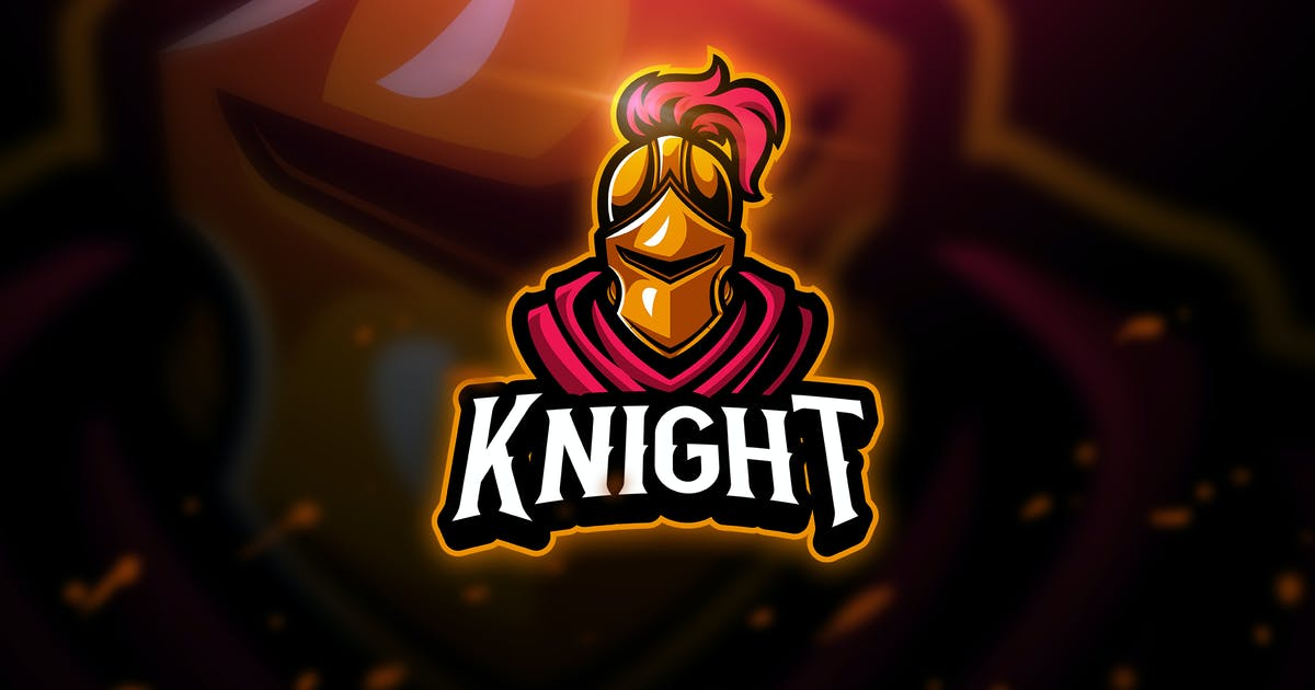 Download Knight - Mascot & Esport Logo by aqrstudio