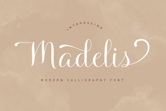 Thumbnail for Madelis script