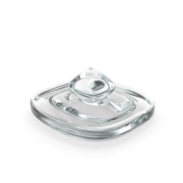 Thumbnail for Glas Quadratische Jar Top