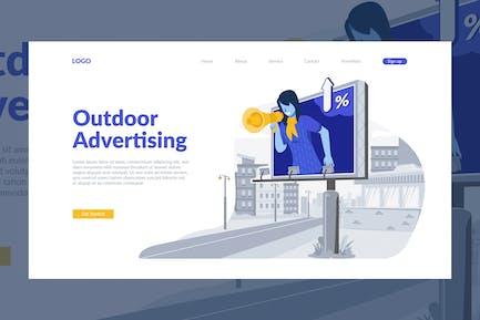 Marketing & Advertising Illustration
