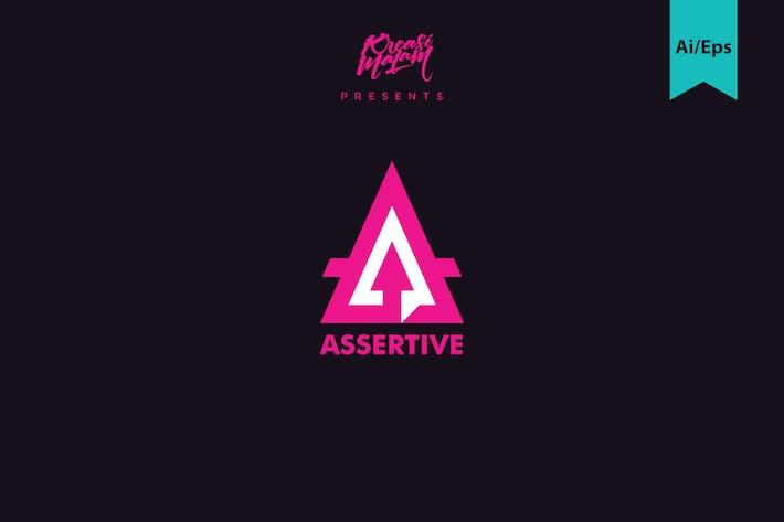 Thumbnail for Assertive Logo Template
