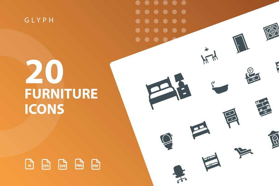 Furniture Glyph Part 1