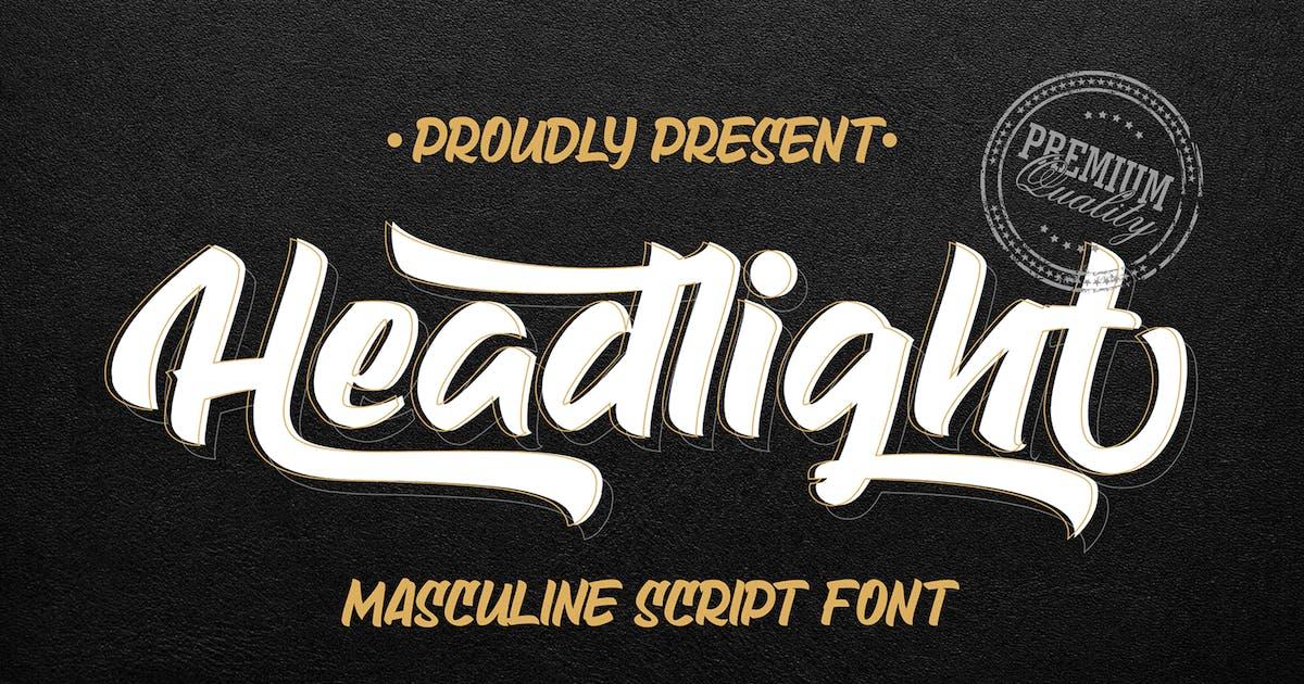 Download Headlight by figuree