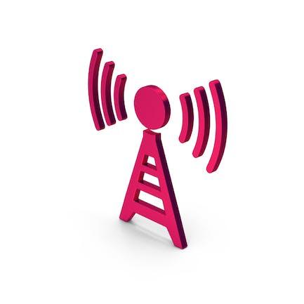 Symbol Antenna Metallic
