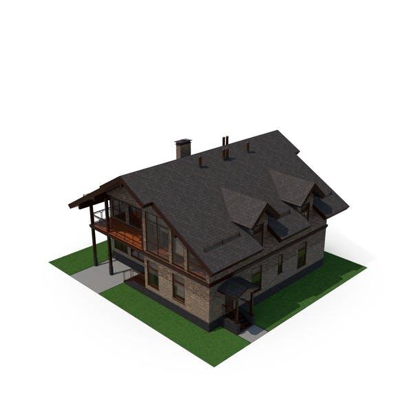 Thumbnail for Brick Landhaus