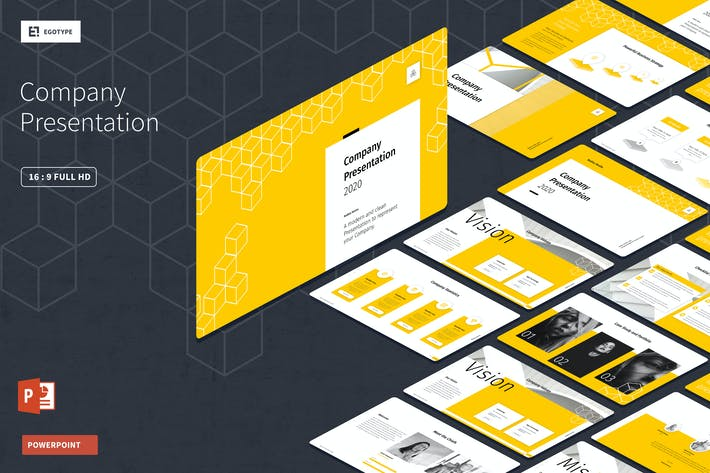 Powerpoint Business Presentation