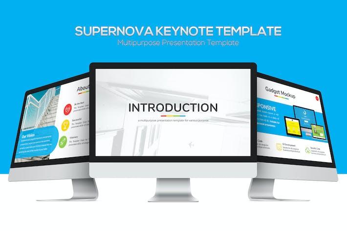Thumbnail for Supernova - Multipurpose Keynote Presentation