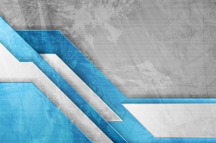 Thumbnail for Blue grey tech grunge abstract background