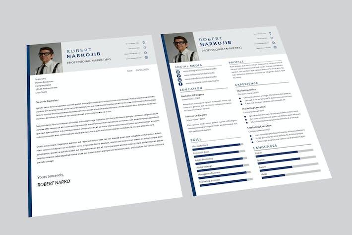 Thumbnail for Sequel Resume Designer