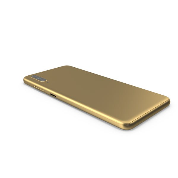 Mobile Phone Golden