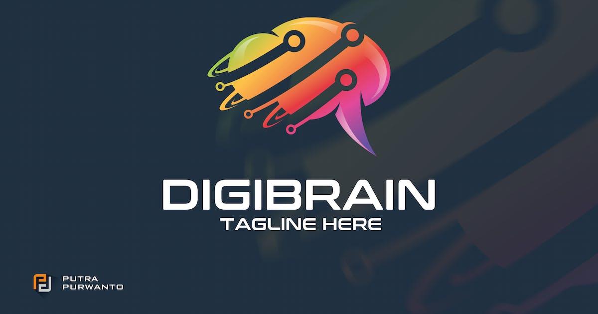 Download Digibrain - Logo Template by putra_purwanto