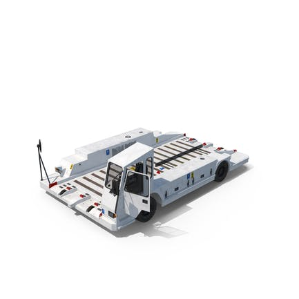 Airport Container Pallet Transporter