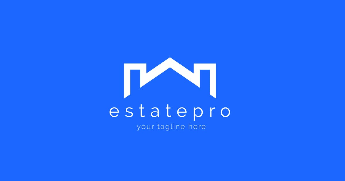 Download Estate Pro - Real Estate Logo Template by ThemeWisdom