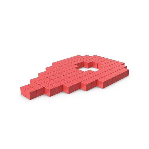 Пиксельный указатель карты