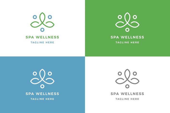 Thumbnail for Spa - Logo Template