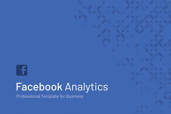 Thumbnail for Facebook Analytics for Google Slides
