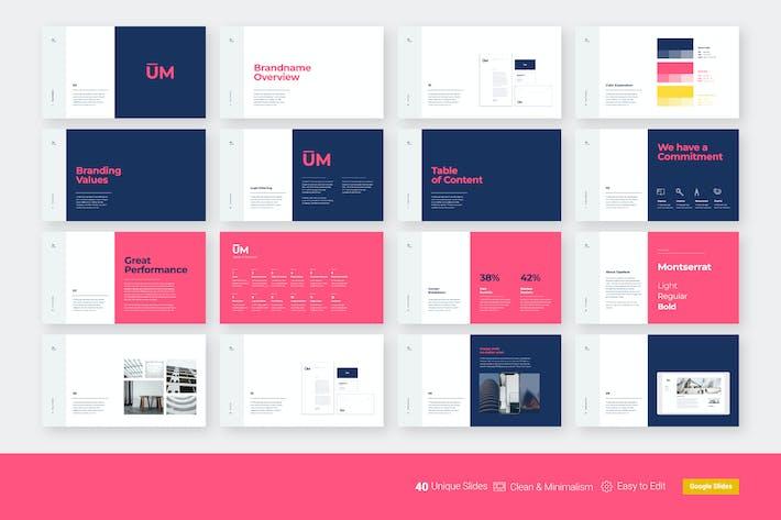 Thumbnail for Brand Guidelines Presentation - GSL